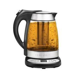 Chefman Cordless Precision Tea Maker/Kettle - 1500W - 1.8 qt