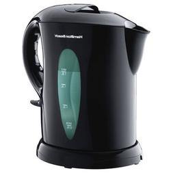 Hamilton Beach 1.8-Liter Cordless Water Tea Electric Kettle