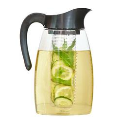 The Republic Of Tea Double Infusion Gourmet Iced Tea Pitcher
