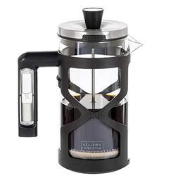 DWËLLZA KITCHEN French Press Coffee Maker - with Hourglass