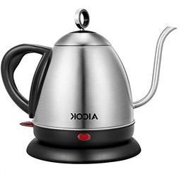 Electric Kettle, Aicok Electric Gooseneck Kettle for Pour Ov