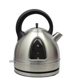 Electric Kettle 7 Cup 1.7 L Cordless Stainless Steel Hot Wat