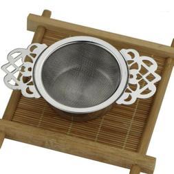 English Tea Infuser Loose Leaf Strainer Filter tea maker Mes
