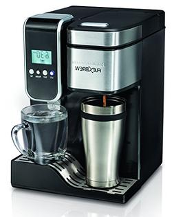 Hamilton Beach FlexBrew Programmable Single-Serve Coffee Mak