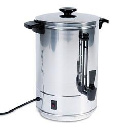 Focus Foodservice 58055R Regalware Commercial Aluminum Coffe