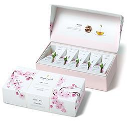Tea Forté Petite Presentation Box Tea Samplers, Assorted Va