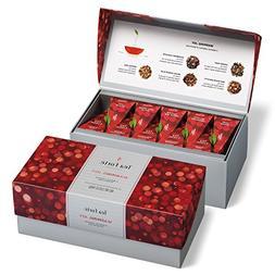Tea Forté WARMING JOY Presentation Box Tea Sampler Gift Set