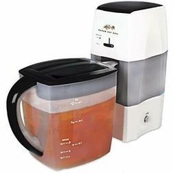 Mr. Coffee Fresh Tea Iced Tea Maker Machine 3Quart Home Kitc
