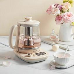 Fully Automatic Thicker Glass Water Kettle Multifunction Flo