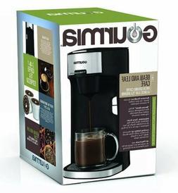 Gourmia GCM3600 3 in 1 Coffee & Tea Maker -K-Cup Pod, Loose