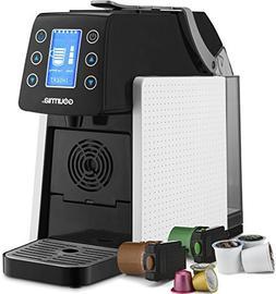 Gourmia GCM5100 One Touch Multi Capsule Coffee & Espresso Ma