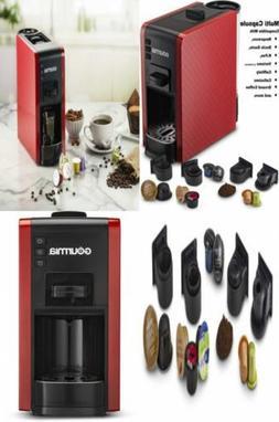 Gourmia Multi Capsule Coffee Espresso Machine Compatible Car