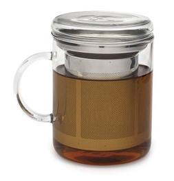 Adagio Teas 14 oz. Glass Mug & Infuser