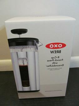 OXO Good Grips French Press / Cold Brew Coffee Maker 8 Cup S
