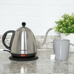 Gooseneck Kettle Brew Electronic Small Pour Over Coffee Tea