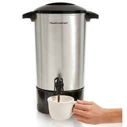 hamilton beach coffee urn 42 cup capacity