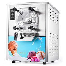 Happybuy 1400W Commercial Hard Ice Cream Maker for Recreatio