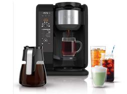 hot and cold brewed system auto iq