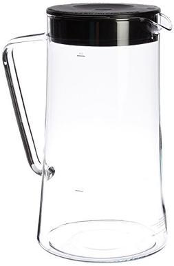 Mr. Coffee Ice Tea Glass Pitcher 2.5 QT, BVST-TP23