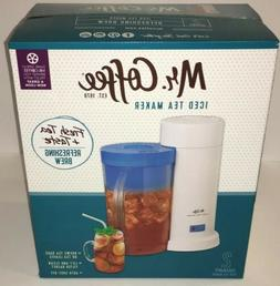 Ice Tea Maker Electric Mr Coffee Pitcher 2 Quart for Iced Lo