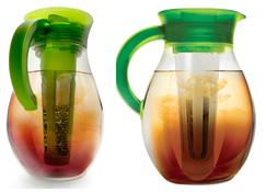 Iced Tea Cold Coffee Brewer 1-Gallon 4 Qt. Delicious Beverag