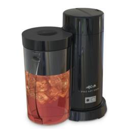 Iced Tea/Iced Coffee Maker W/ Lid 2 Qt. Brewing Glass Home K