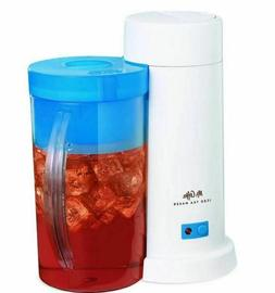 Iced Tea Maker 2 qt Automatically Shuts Off with Tea Bags or