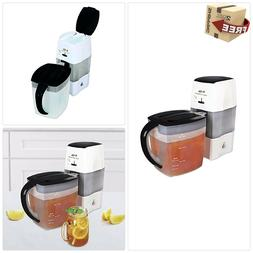 ICED TEA MAKER 3 Quart Mr. Coffee Brew Strength Selector Fre
