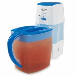 NEW!! Sealed Mr. Coffee Iced Tea Maker 3 Quart w/ Brew Stren
