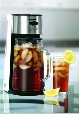 Capresso Iced Tea Maker, Clear, 80 oz