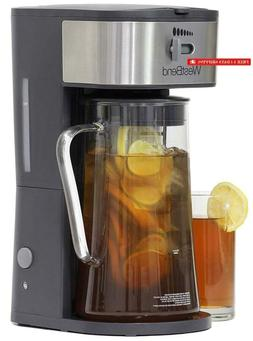 West Bend It500 Iced Tea Maker Or Iced Coffee Maker Includes