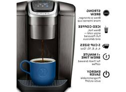 Keurig K-Elite Single Serve K-Cup Pod Coffee Maker- Brushed