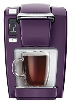 Keurig K15 Single-Serve Compact K-Cup Pod Coffee Maker, Blac