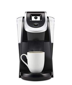 Keurig - K200 Single-Serve K-Cup Pod Coffee Maker  Matte Bla