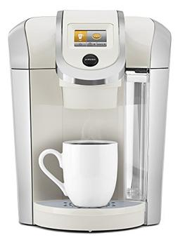 Keurig K475 Single Serve K-Cup Pod Coffee Maker with 12oz Br