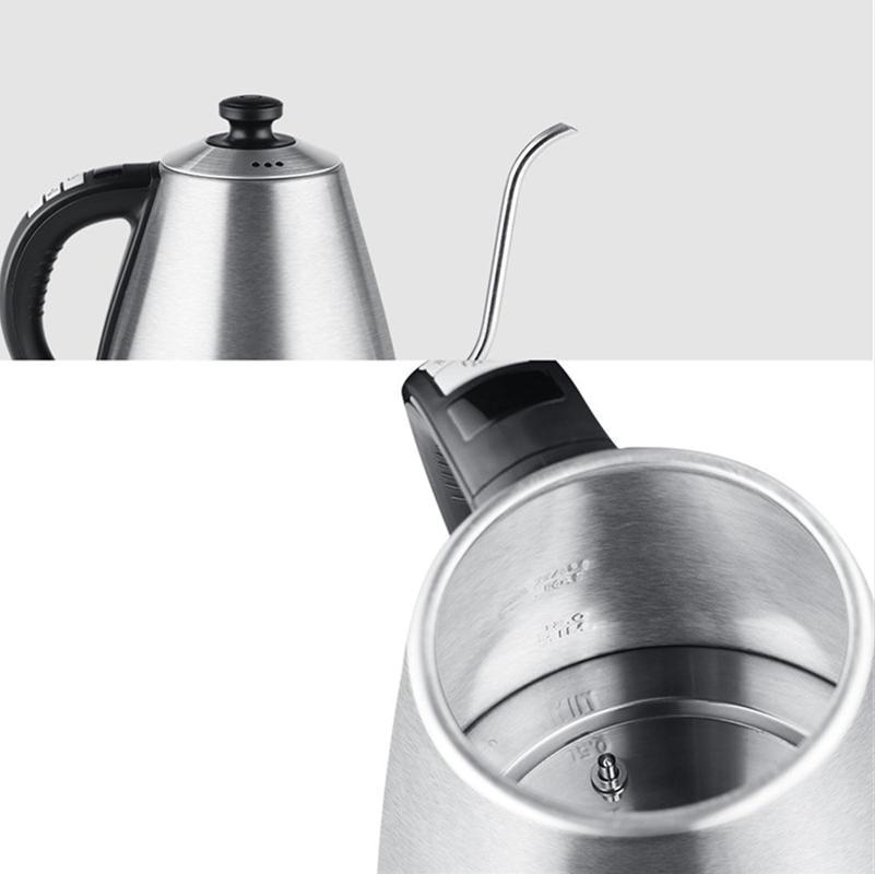 1L <font><b>Kettle</b></font> Temperature Stainless <font><b>Maker</b></font> Tea