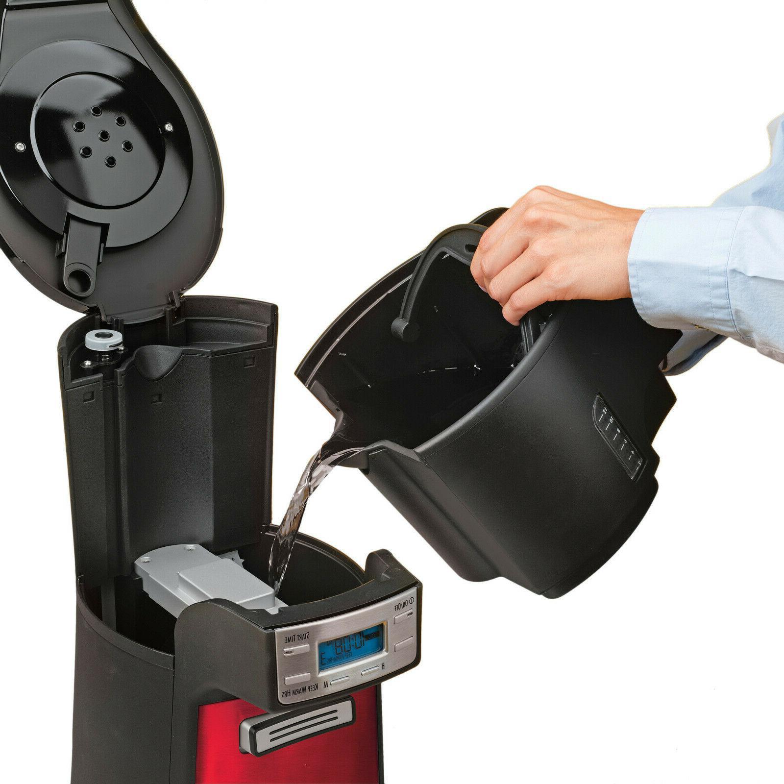 Hamilton 12 Cup Dispensing
