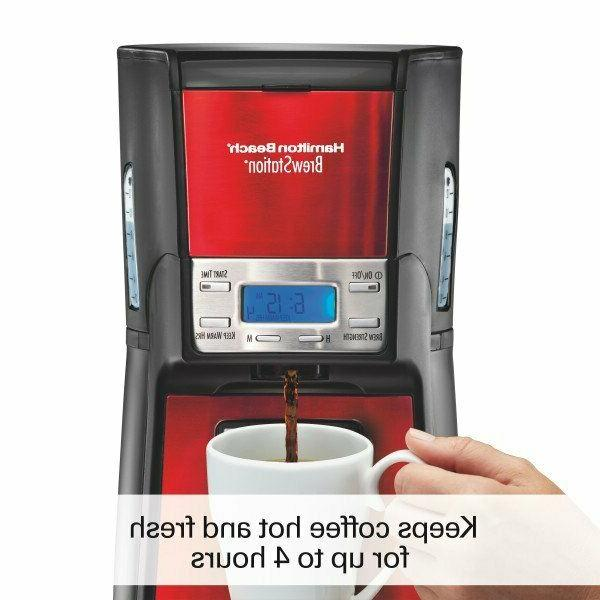Hamilton 12 Cup Dispensing Coffeemaker
