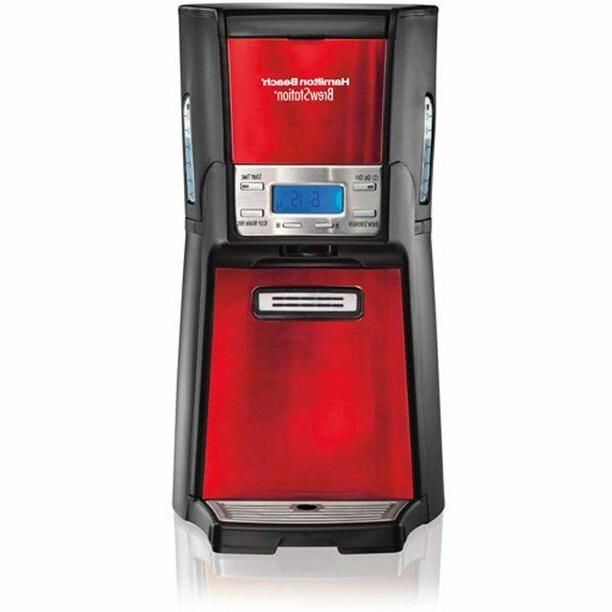 48466 mx brewstation 12 cup dispensing coffeemaker