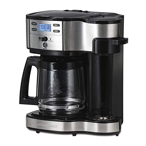 49980a single serve coffee maker and coffee
