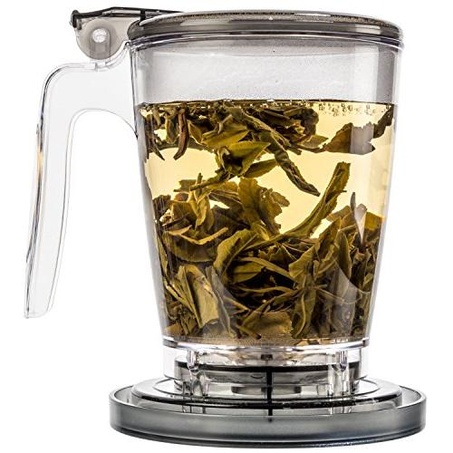 Tealyra - 30-ounce Loose Tea Infuser Best Tea Maker a Perfect Leaf Tea - Dispensing - Free Guarantee -
