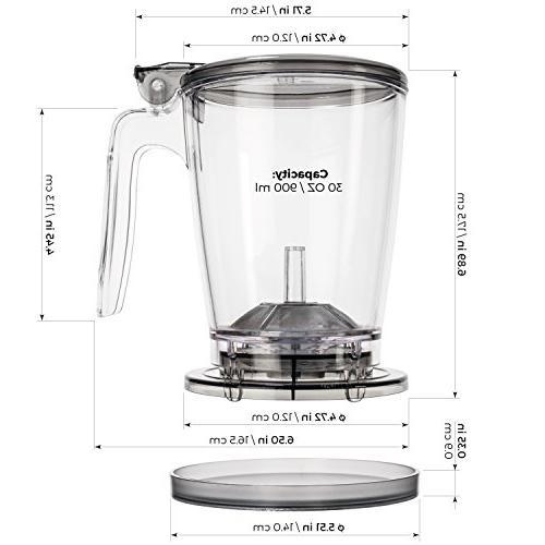 Tealyra - - Tea Teapot Infuser Best Tea Maker Makes a of Leaf Dispensing - Free