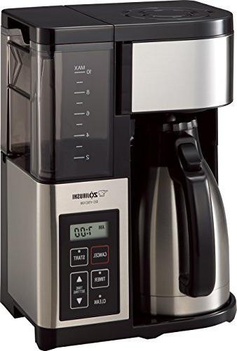 Zojirushi EC-YSC100 Fresh Brew Plus Thermal Carafe Coffee Ma