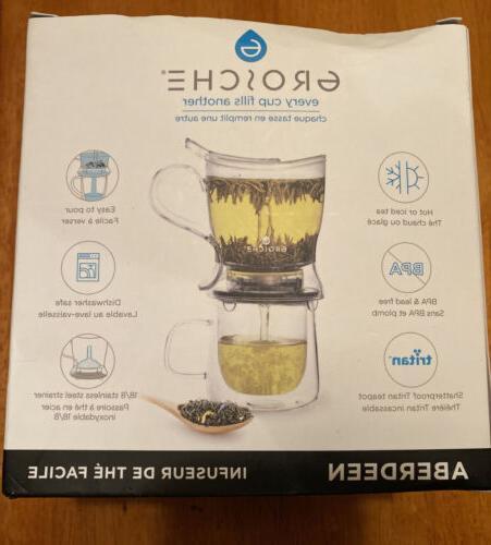 GROSCHE Aberdeen MAKER Tea IN BOX