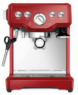 bes840xl bes840cbxl red infuser espresso