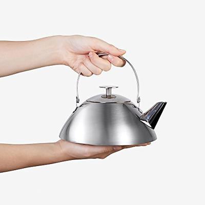 Teabox Bevel Stainless Tea