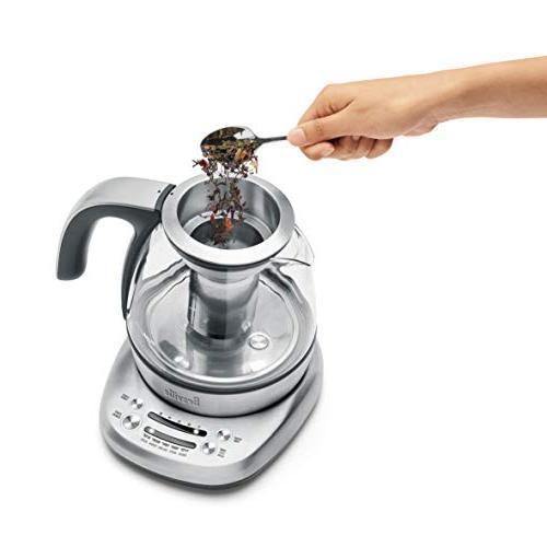 Breville BTM500 Smart Tea Infuser Brushed Steel