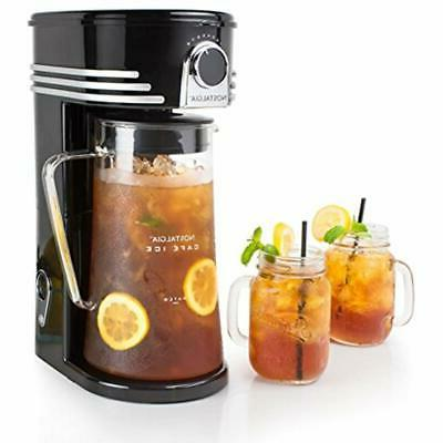 CI3BK Iced Tea Coffee Brewing System, Pitcher, ""