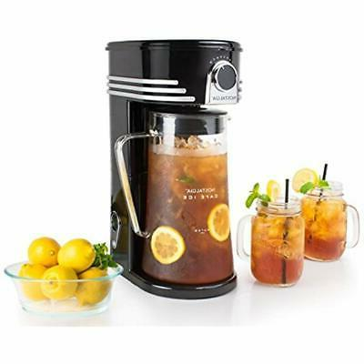 CI3BK Iced Tea Coffee System, Glass Pitcher, ""
