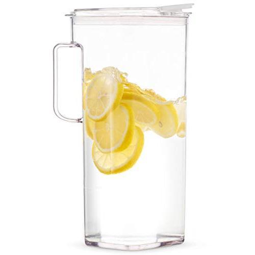 clear tritan pitcher